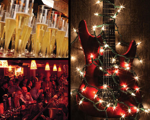 Christmas In Manchester Restaurants - Hard Rock Cafe