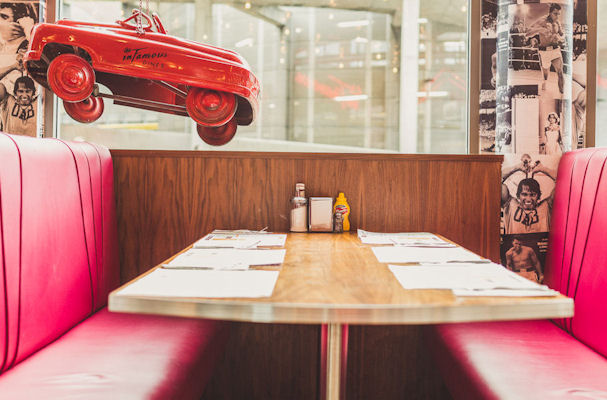 Manchester Restaurants Offers - Infamous Diner