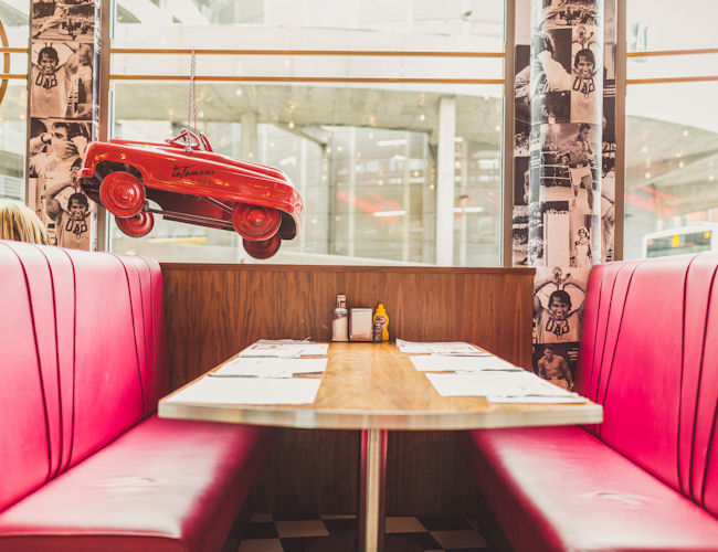 Special Offers in Manchester restaurants - Infamous Diner