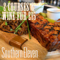 Southern Eleven Restaurant Manchester