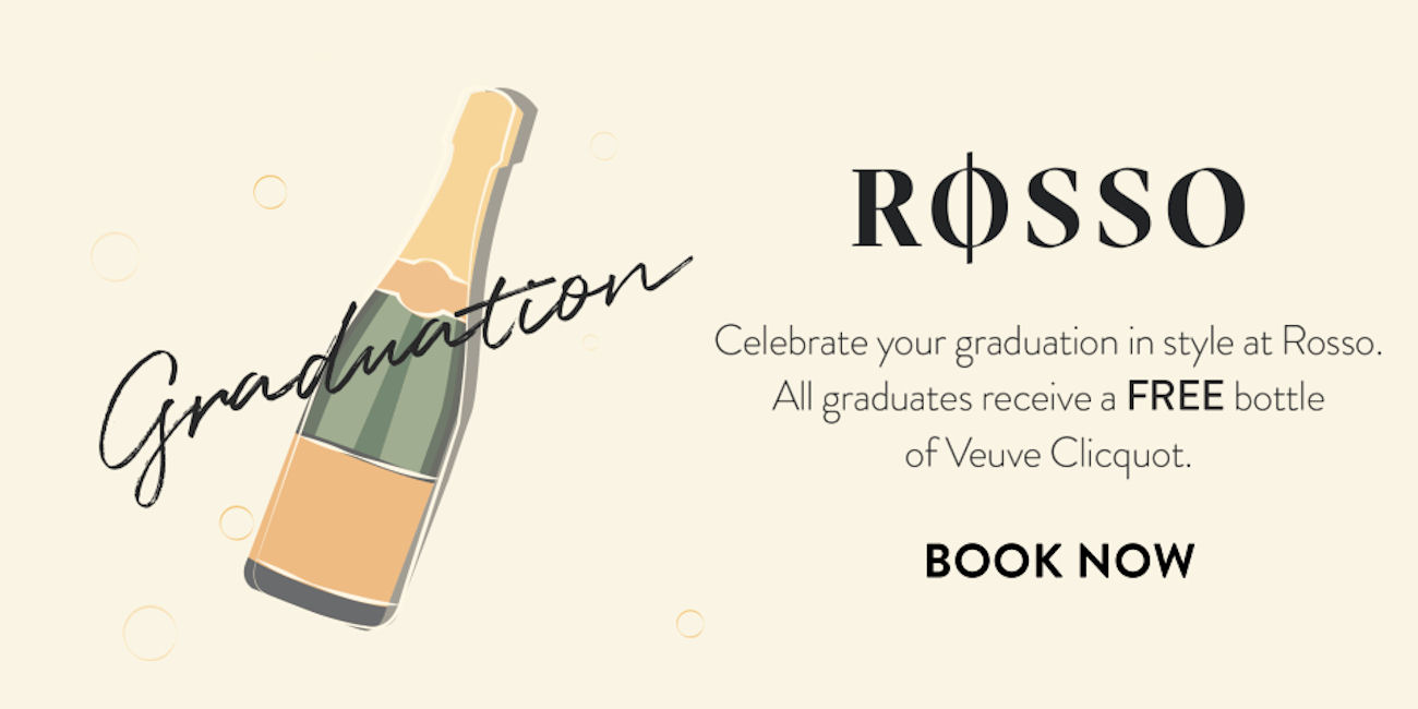 Graduation 2016 In Manchester - Rosso