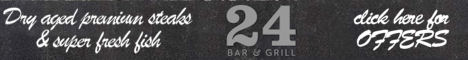 click here for offers at 24 Bar & Grill Manchester