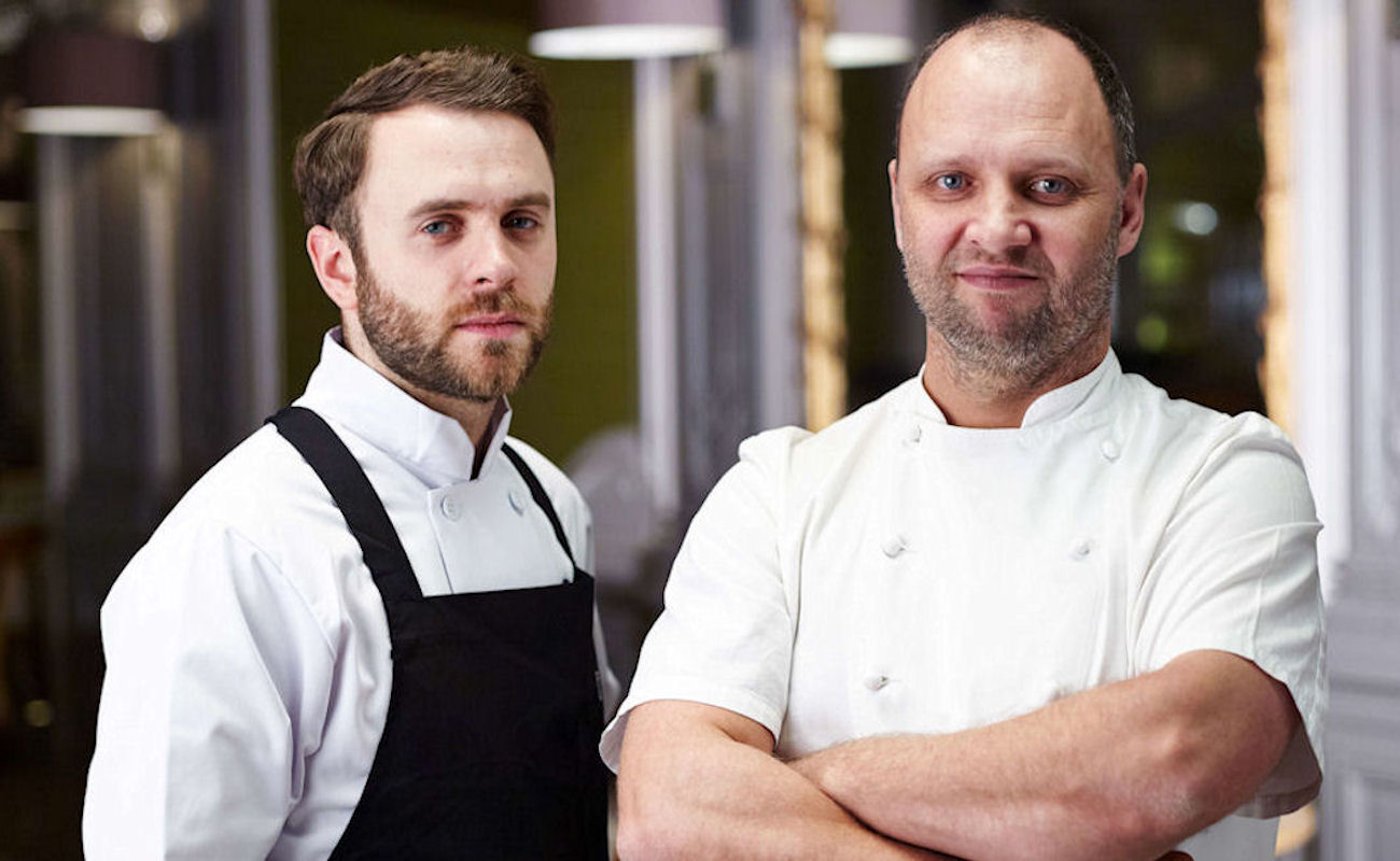 Manchester Restaurant News ~ Simon Rogan and Adam Reid at The French