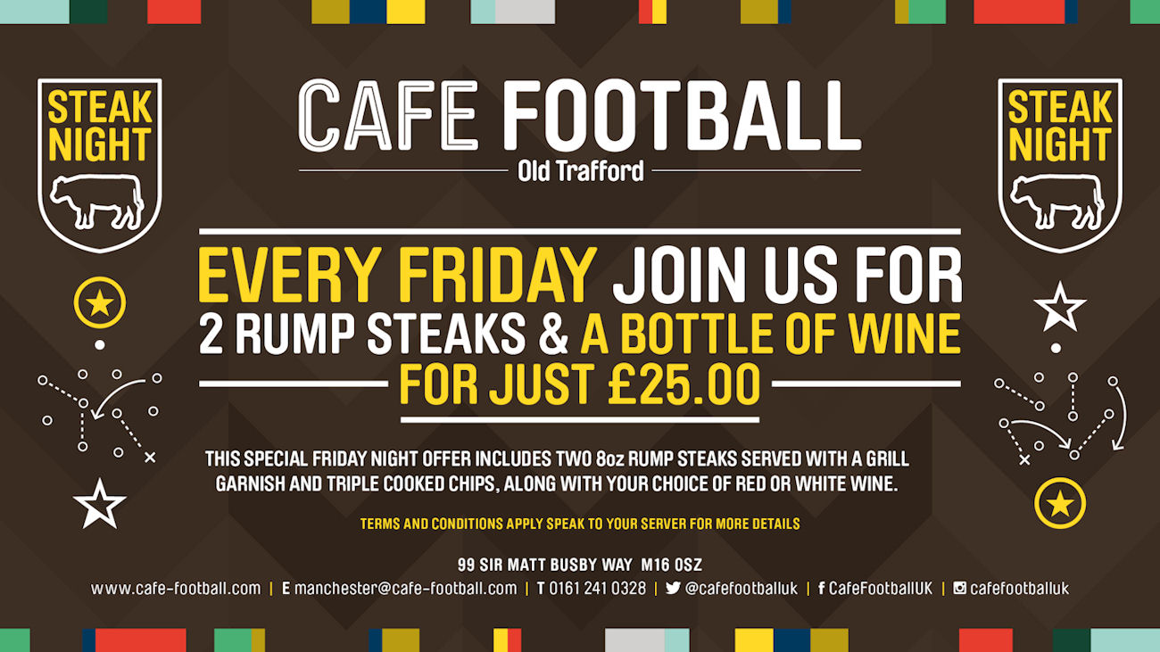 Cafe Football Manchester