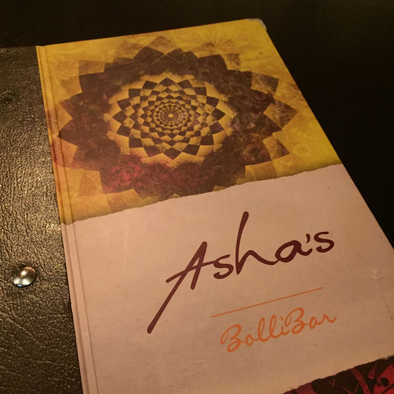 Asha's  Restaurant Manchester Reviews