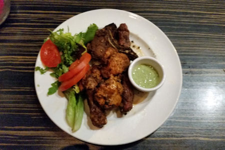 Zouk - Mixed Grill