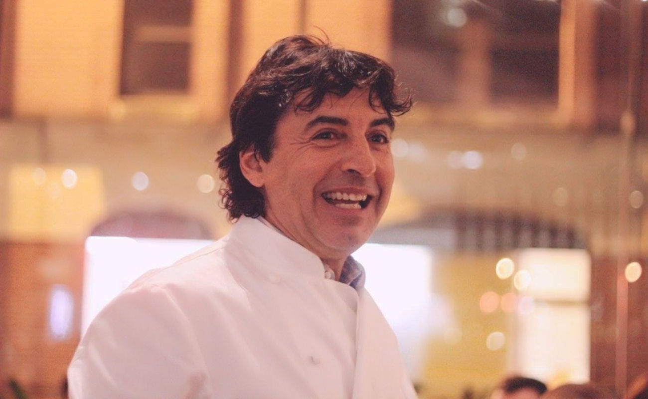 Jean-Christophe Novelli at Don Giovanni Manchester
