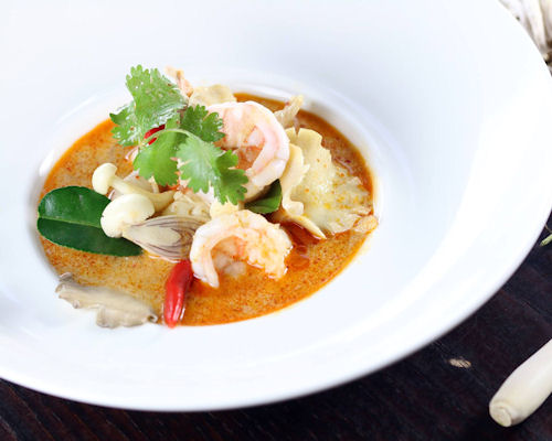 Restaurants near the Royal Exchange - Chaophraya Manchester
