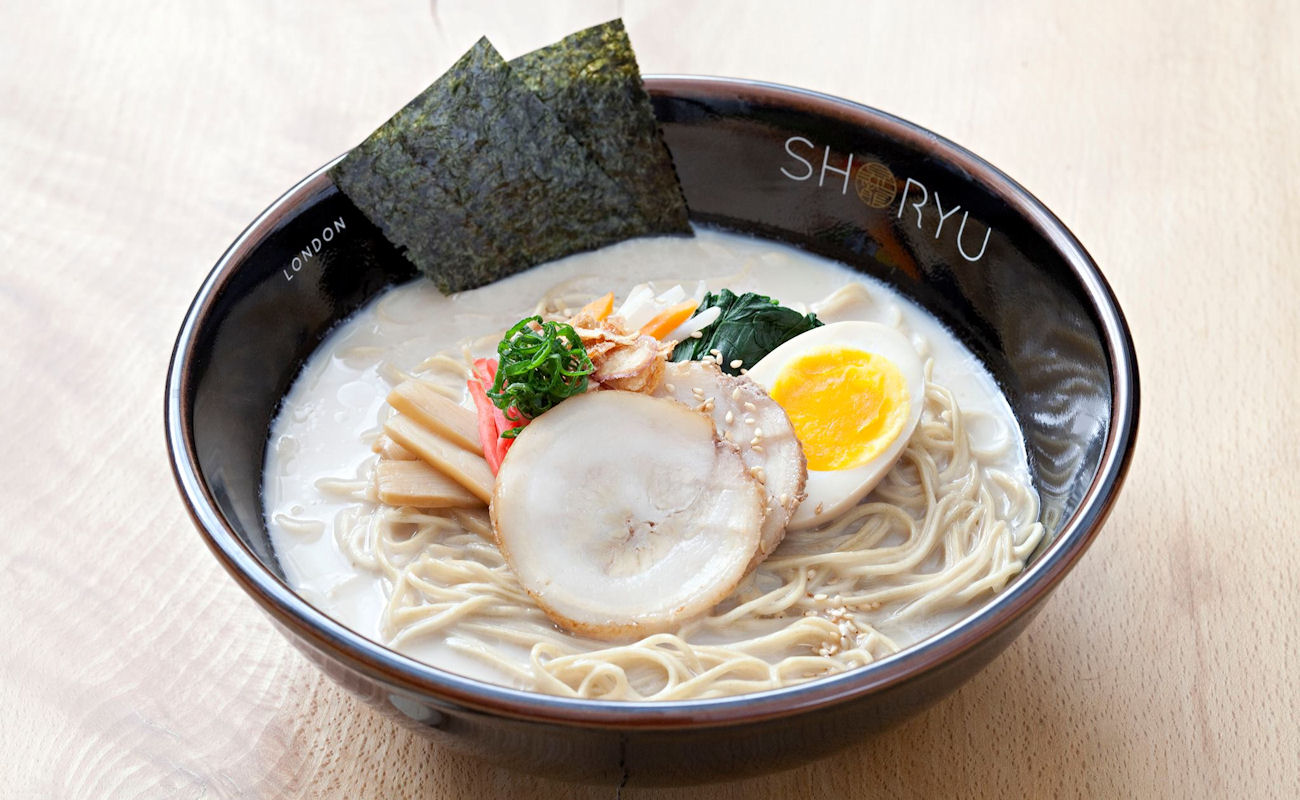 New Manchester Restaurants - Shoryu Ramen Manchester